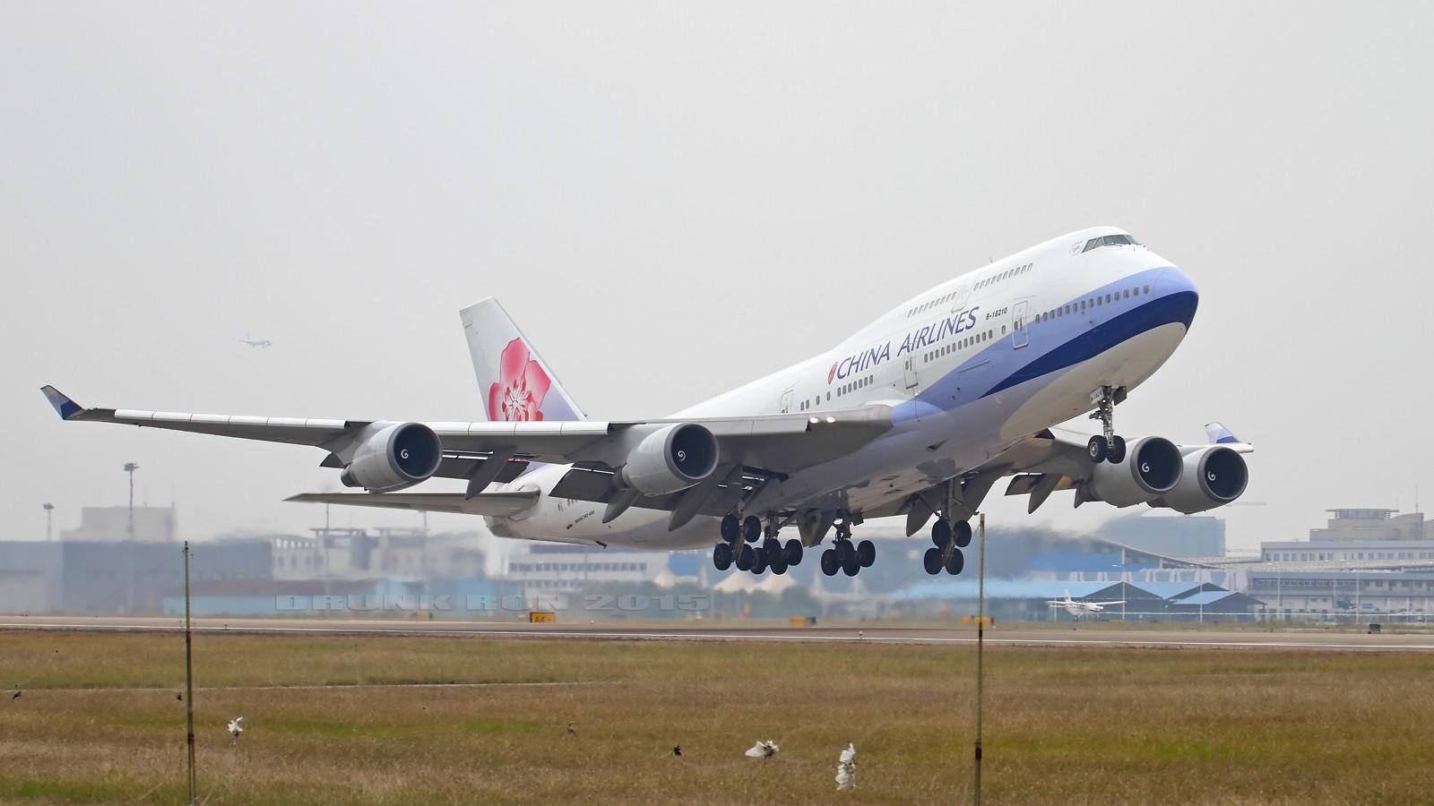 Re:[原创]Re:[原创]NKG~十月份的作业(二) BOEING 747-400 B-18210 中国南京禄口国际机场