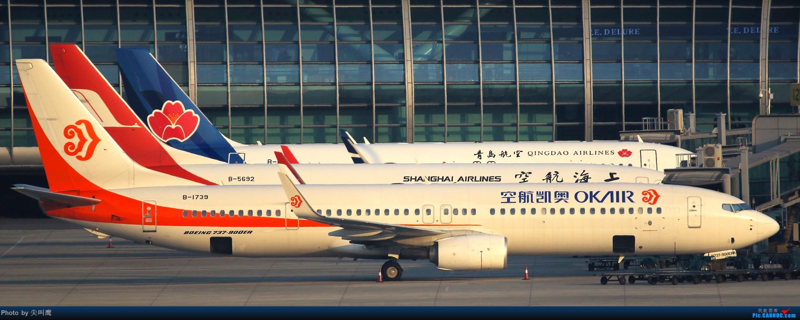 Re:[原创]737-800排排坐 BOEING 737-900ER B-1739 中国南宁吴圩国际机场