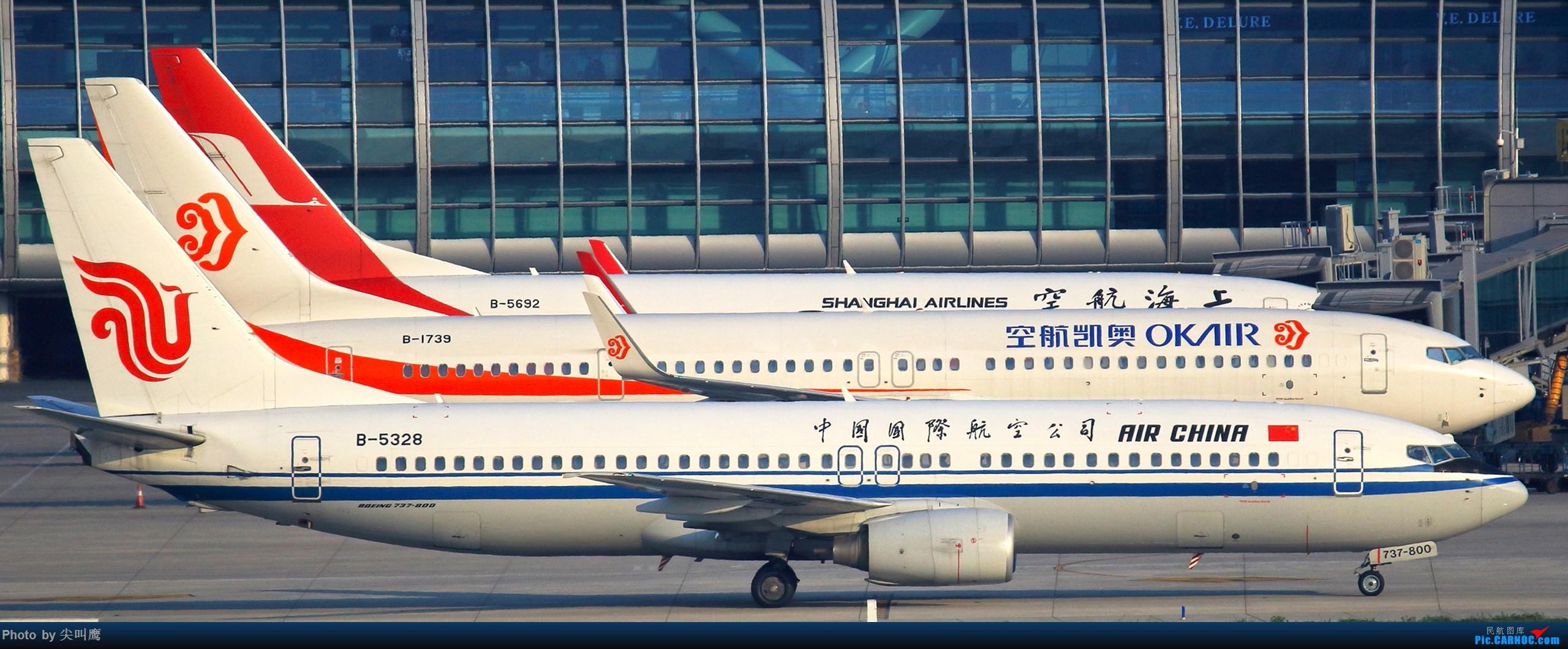 Re:[原创]737-800排排坐 BOEING 737-800 B-5328 中国南宁吴圩国际机场