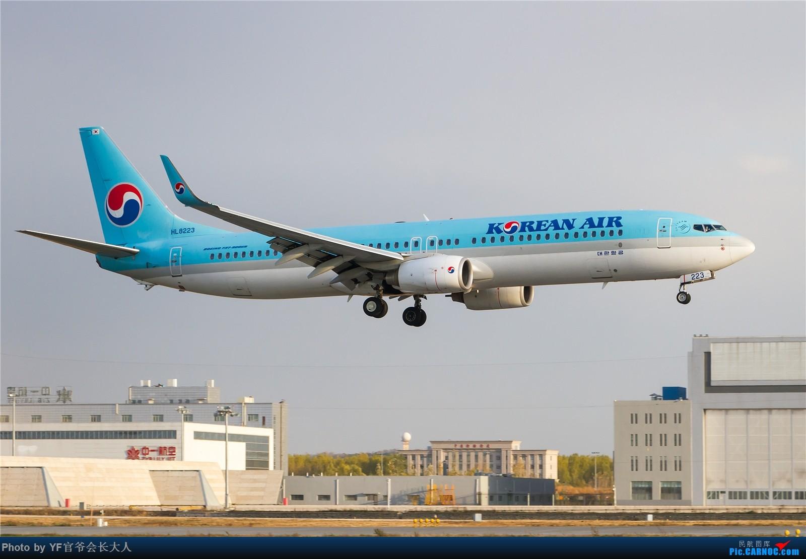 Re:[原创]【ZYTX】【1600*1066】论坛首发:俄罗斯艾菲航空公司波音757-28A,注册号:EI-EWT,还有757斯基以及最近新拍机点拍的一些好货 BOEING 737-900ER HL8223 中国沈阳桃仙国际机场