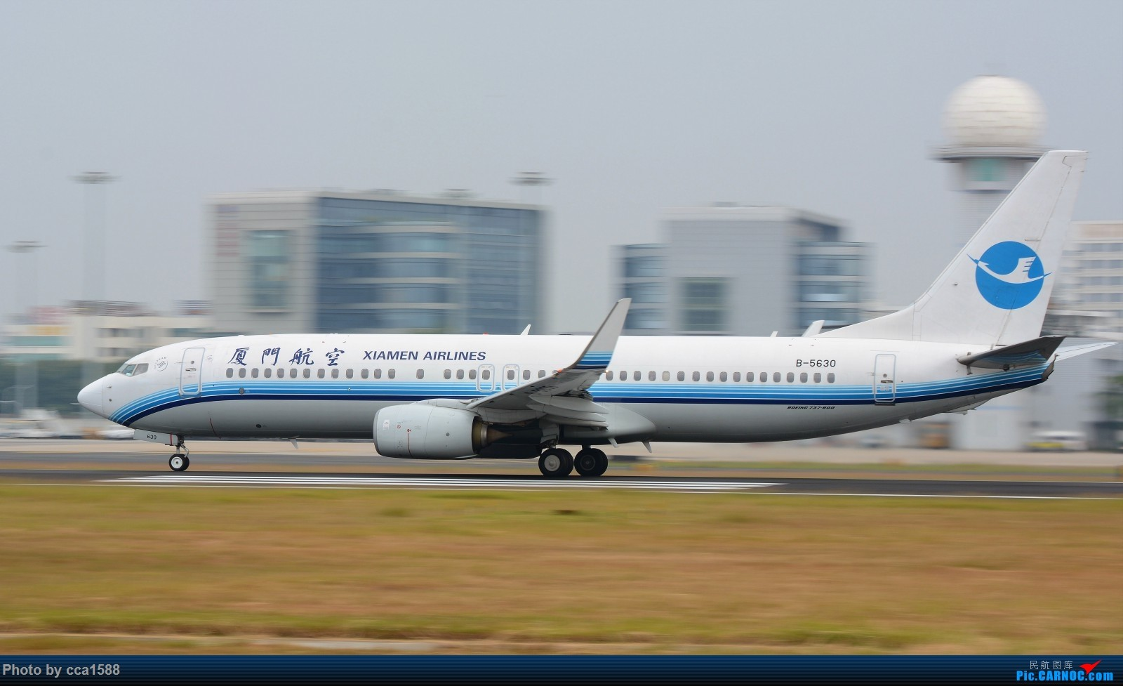 Re:【福州飞友会】首拍汉莎第一架747-8(厦门的拍机位置真心不好啊) BOEING 737-800 B-5630 中国厦门高崎国际机场