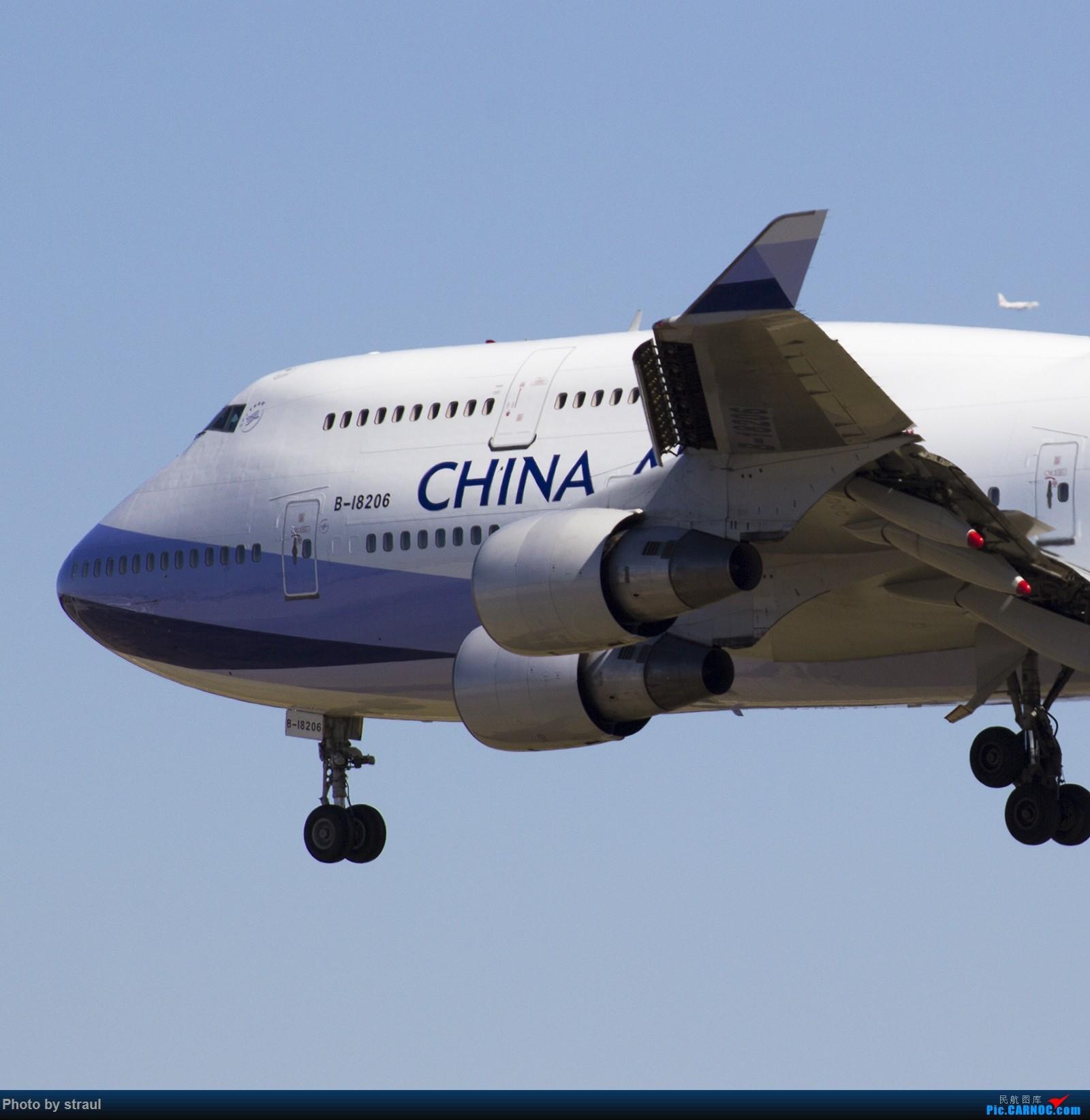 Re:Re:Re:Re:[原创]「好几张图」长荣喵机之星空(B-16722)今日来到了北京 BOEING 747-400 B-18206 中国北京首都国际机场