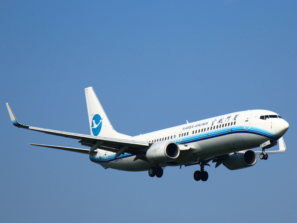 [原创]黄花18头,默默的贴图! BOEING 737-800 B-5532 中国长沙黄花国际机场