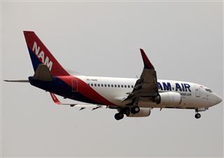 Re:雅加达苏哈诺-哈达机场随拍