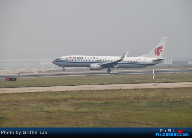 Re:TSN第一次拍机 BOEING 737-800 B-5391 中国天津滨海国际机场