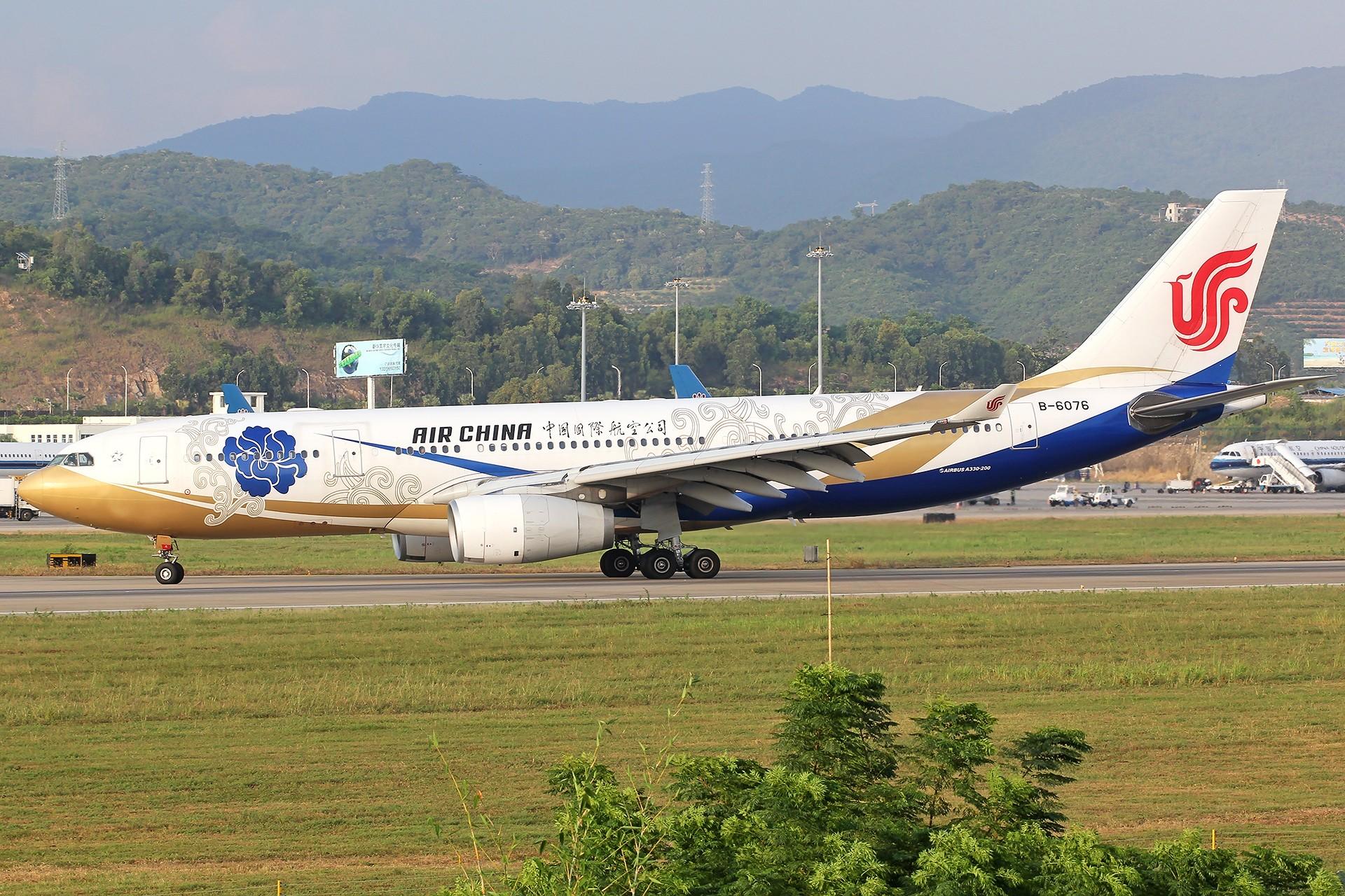 Re:[原创]。。。[SYX]北纬18°的三亚日记。。。 AIRBUS A330-200 B-6076 中国三亚凤凰国际机场