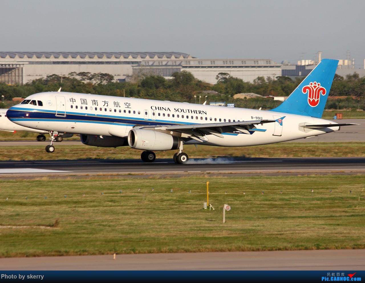 Re:[原创]***【TSN飞友会】何时才有好天气!*** AIRBUS A320-200 B-9912 中国天津滨海国际机场