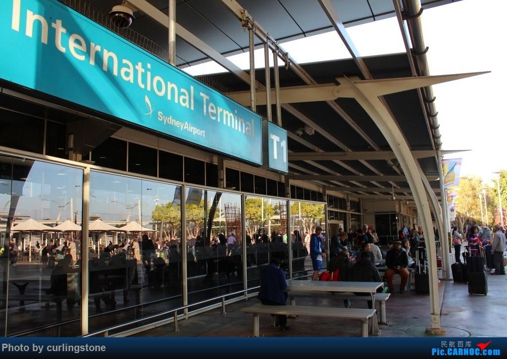 Re:[原创]【长春飞友会】最初的和最后的任性——人生难道不是 不缺憾 便也不美丽的么    澳大利亚悉尼金斯福德·史密斯机场