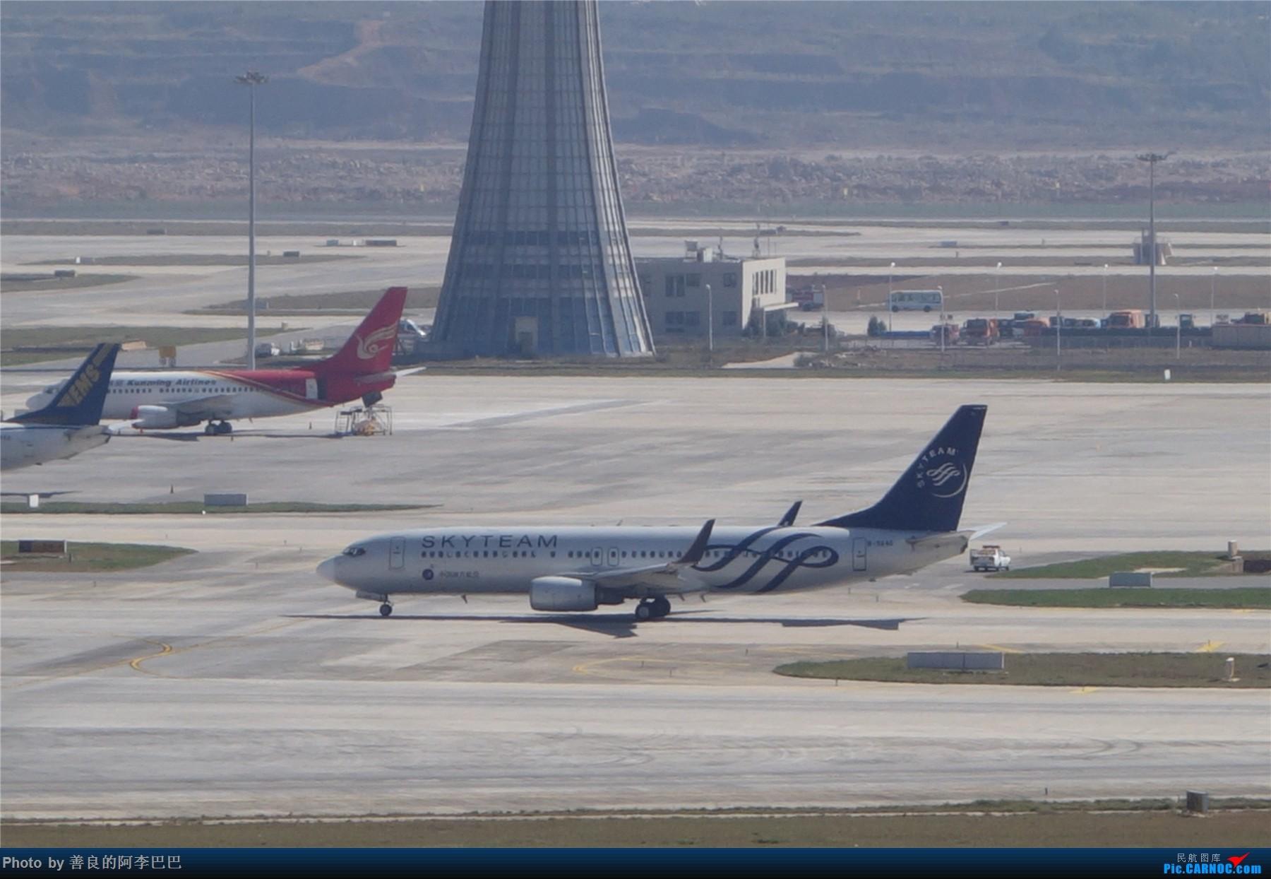 Re:[原创]长水淡雾中拍飞机 BOEING 737-800 B-2693 中国昆明长水国际机场