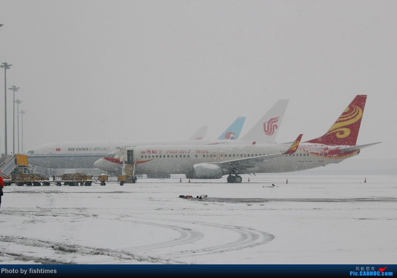 Re:[原创]【PEK】20151122_暴雪中的首都机场   PEK 中国北京首都国际机场
