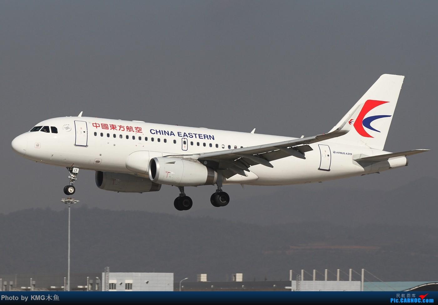 Re:[原创]【KMG昆明长水国际机场】好天气,拍到了好灰机,愉快的一天 AIRBUS A319-100 B-8017 中国昆明长水国际机场