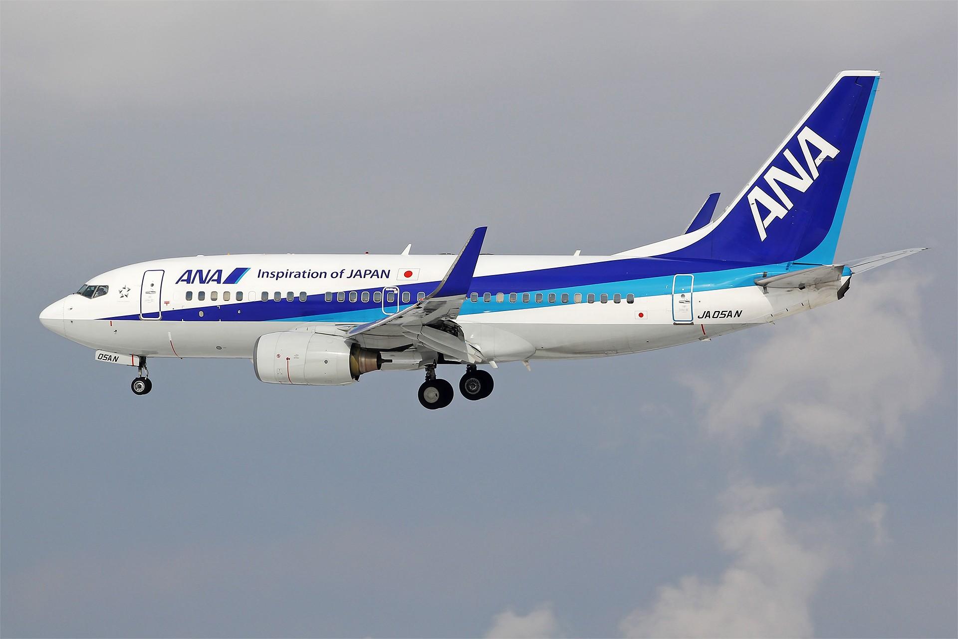 Re:[原创][DLC]。。。醉美日本。。。 BOEING 737-700 JA05AN 中国大连国际机场