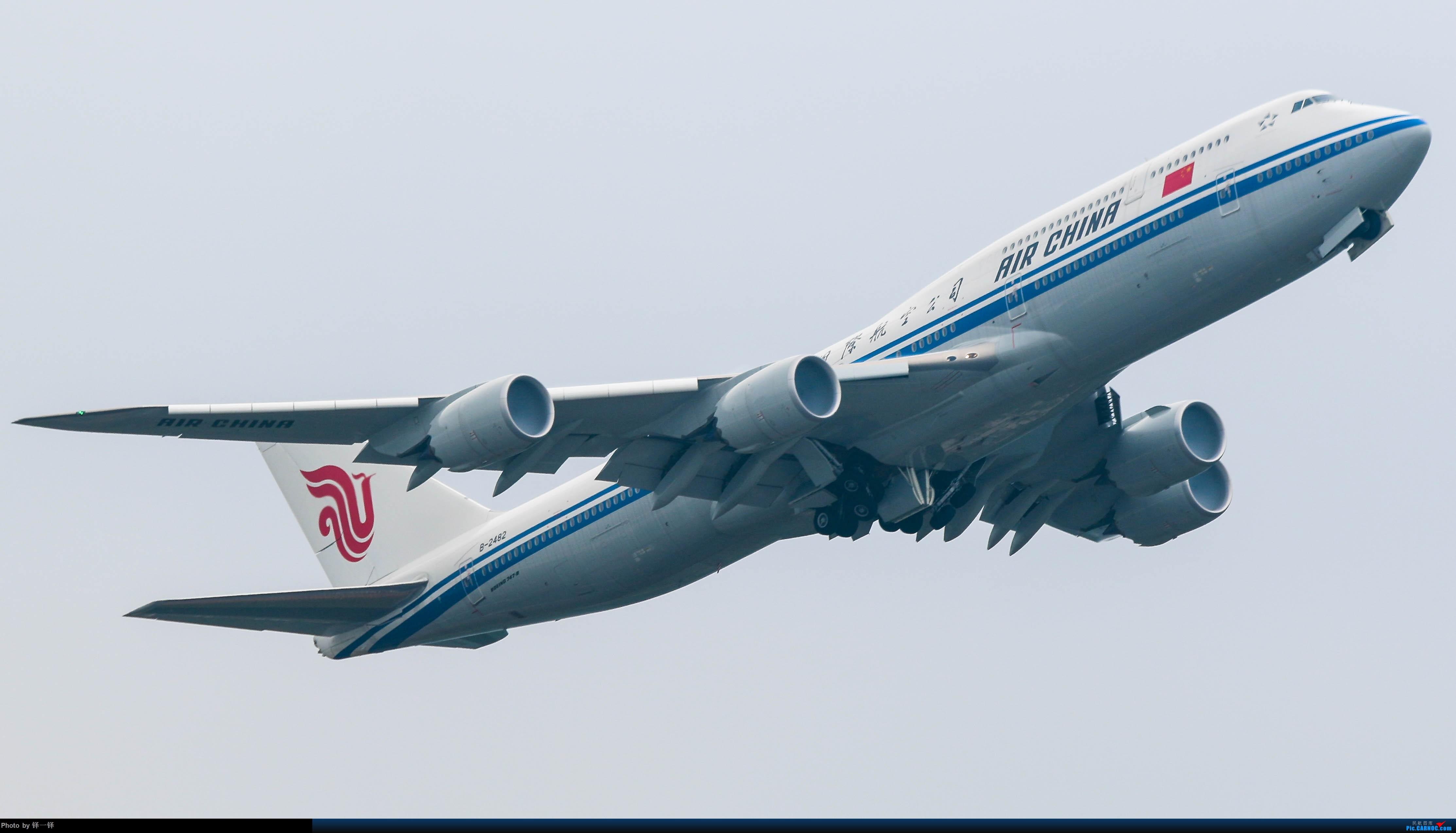 [原创]【新人发帖】CTU拍机一年以来的收获。 BOEING 747-8I B-2482 中国成都双流国际机场