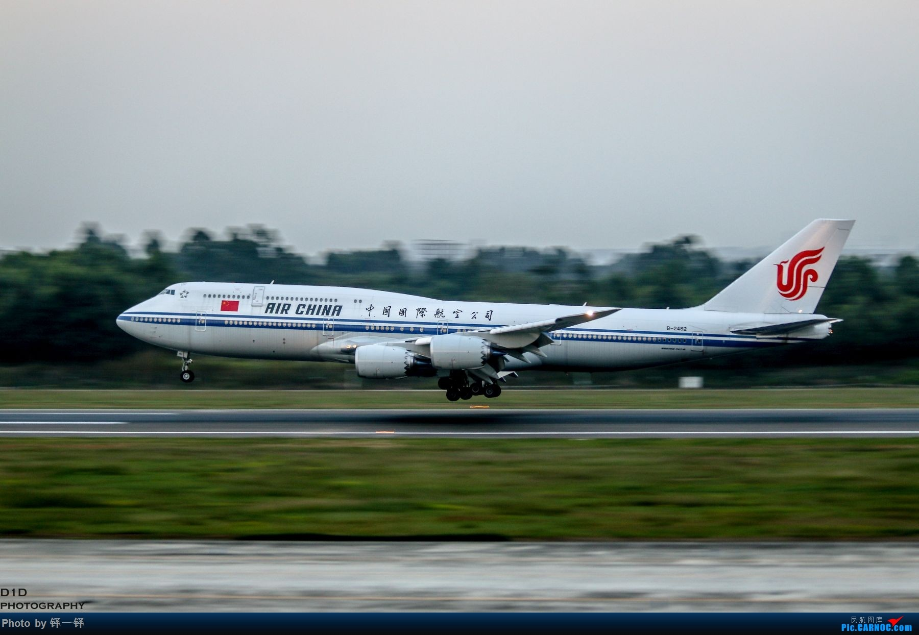 Re:[原创]【新人发帖】CTU拍机一年以来的收获。 BOEING 747-8I B-2482 中国成都双流国际机场