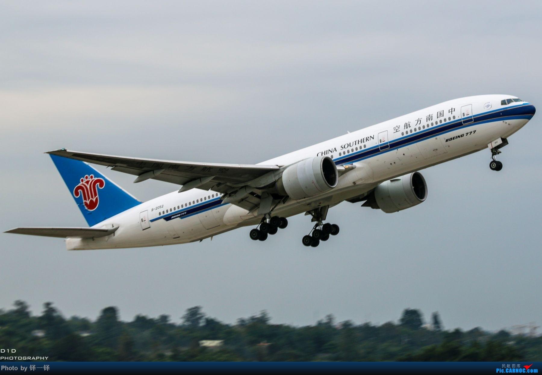 Re:[原创]【新人发帖】CTU拍机一年以来的收获。 BOEING 777-200 B-2052 中国成都双流国际机场