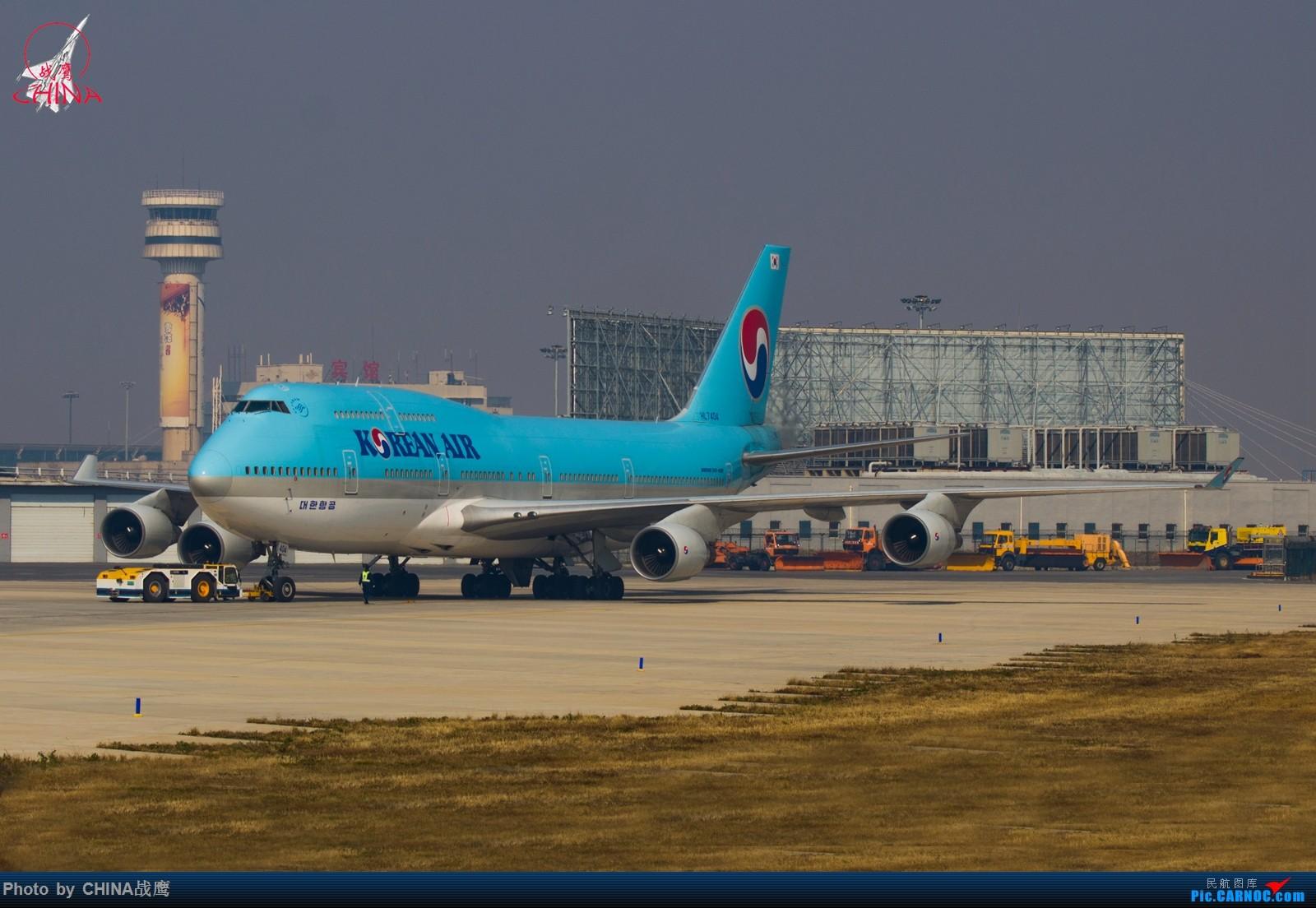 Re:[原创]【SHE】第三季度桃仙拍飞机集锦 BOEING 747-400 HL-7404 中国沈阳桃仙国际机场