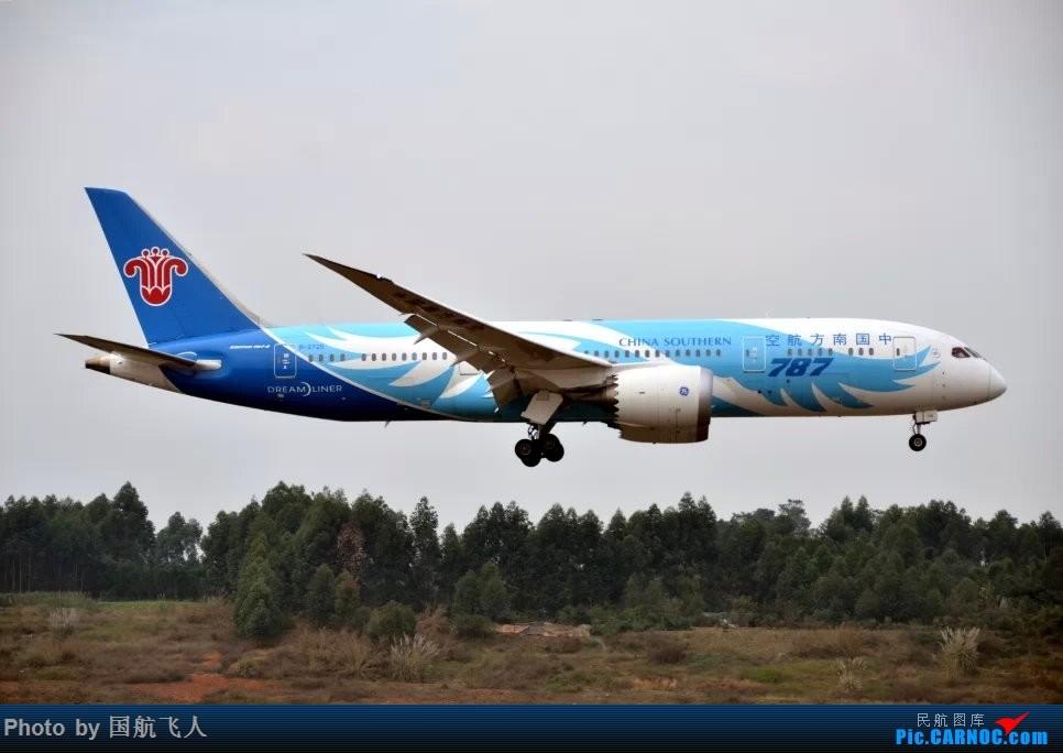 Re:[原创][成都空港缘分CDFeeyo]CTU杂片一组 BOEING 787-8 B-2725 中国成都双流国际机场