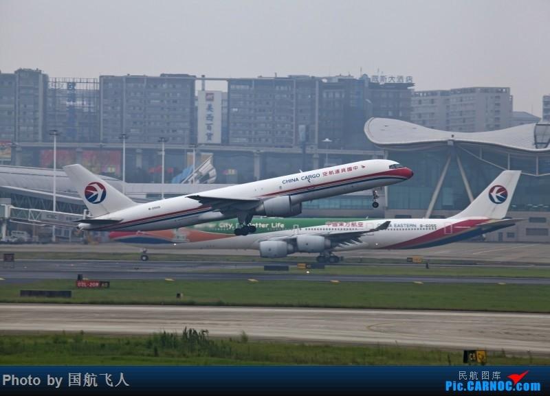 Re:[成都空港缘分CDFeeyo]CTU杂片一组 AIRBUS A340-600 B-6055 中国重庆江北国际机场