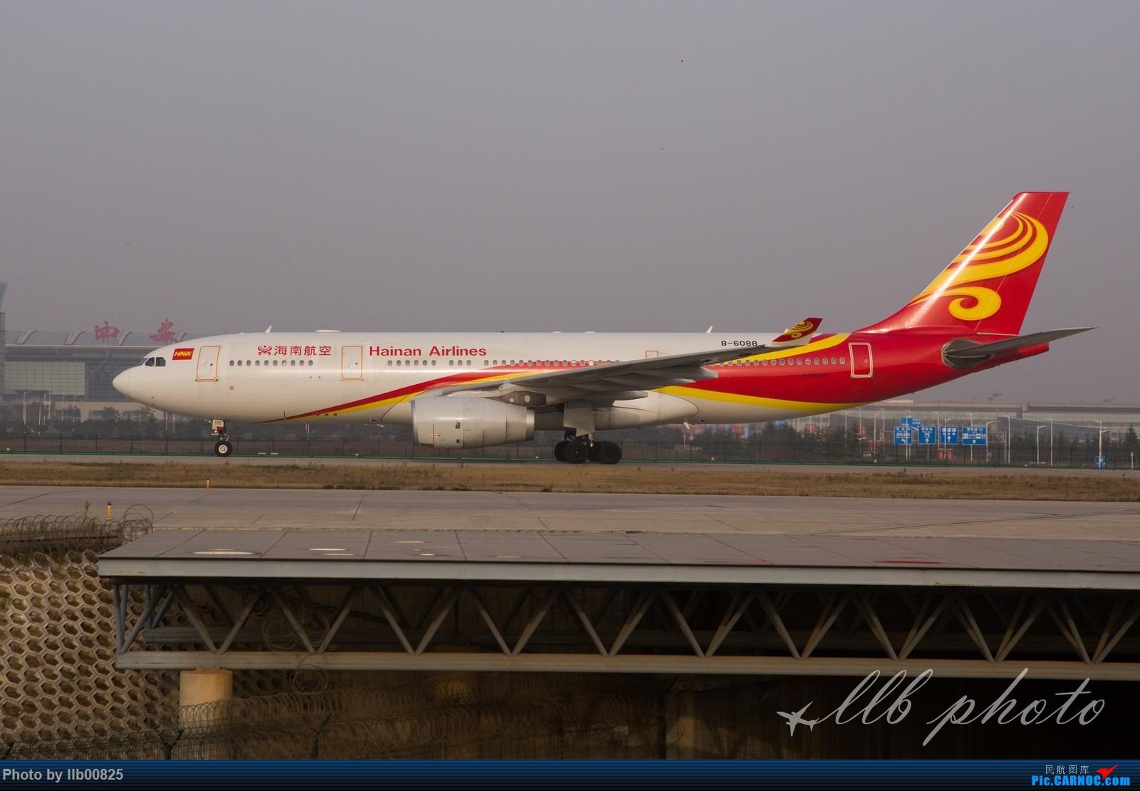 Re:[原创]XIY—延误有延误的好处嘛~~晚上的东西全到白天了~ AIRBUS A330-200 B-6088 中国西安咸阳国际机场