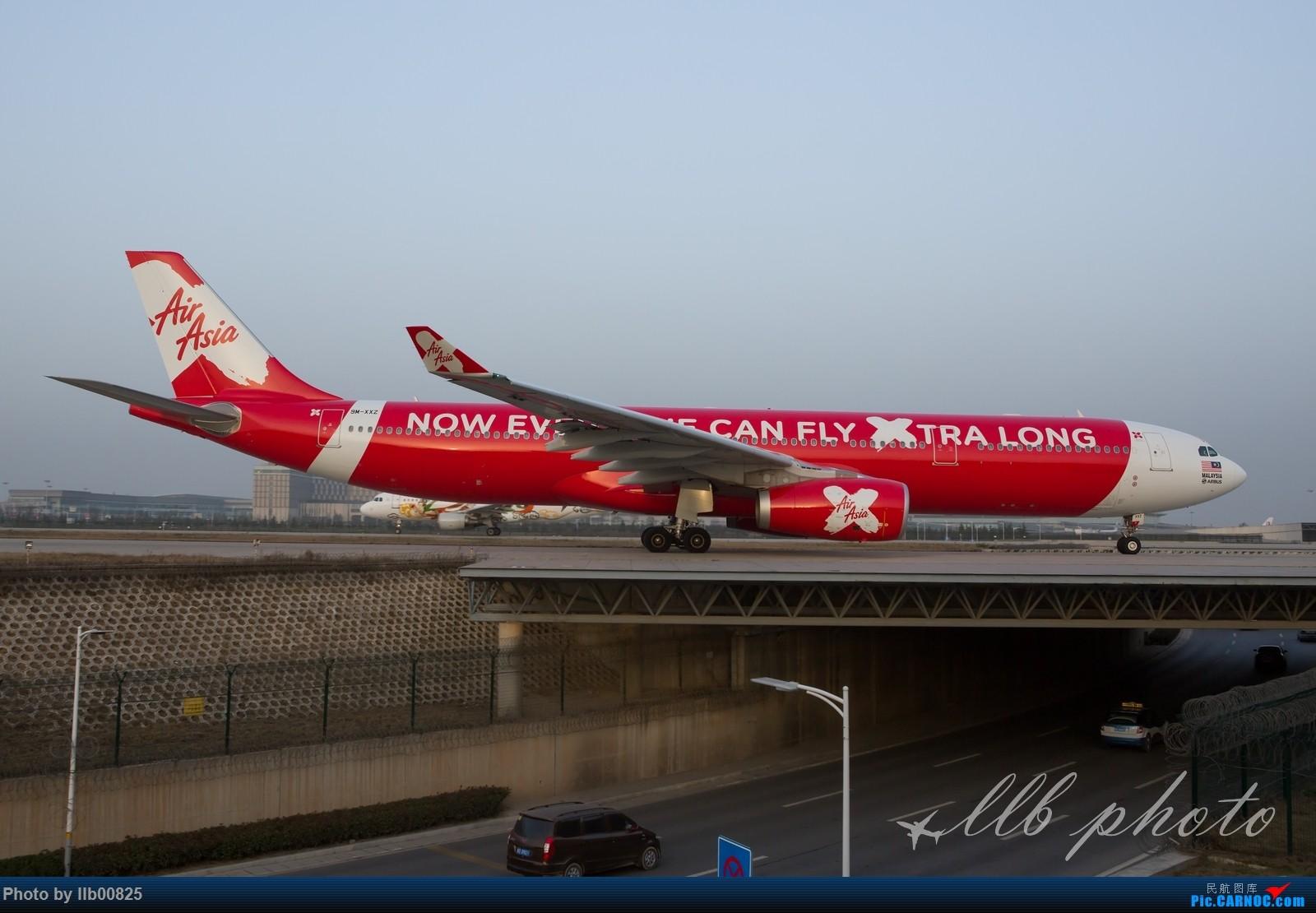 Re:[原创]XIY—延误有延误的好处嘛~~晚上的东西全到白天了~ AIRBUS A330-300 9M-XXZ 中国西安咸阳国际机场