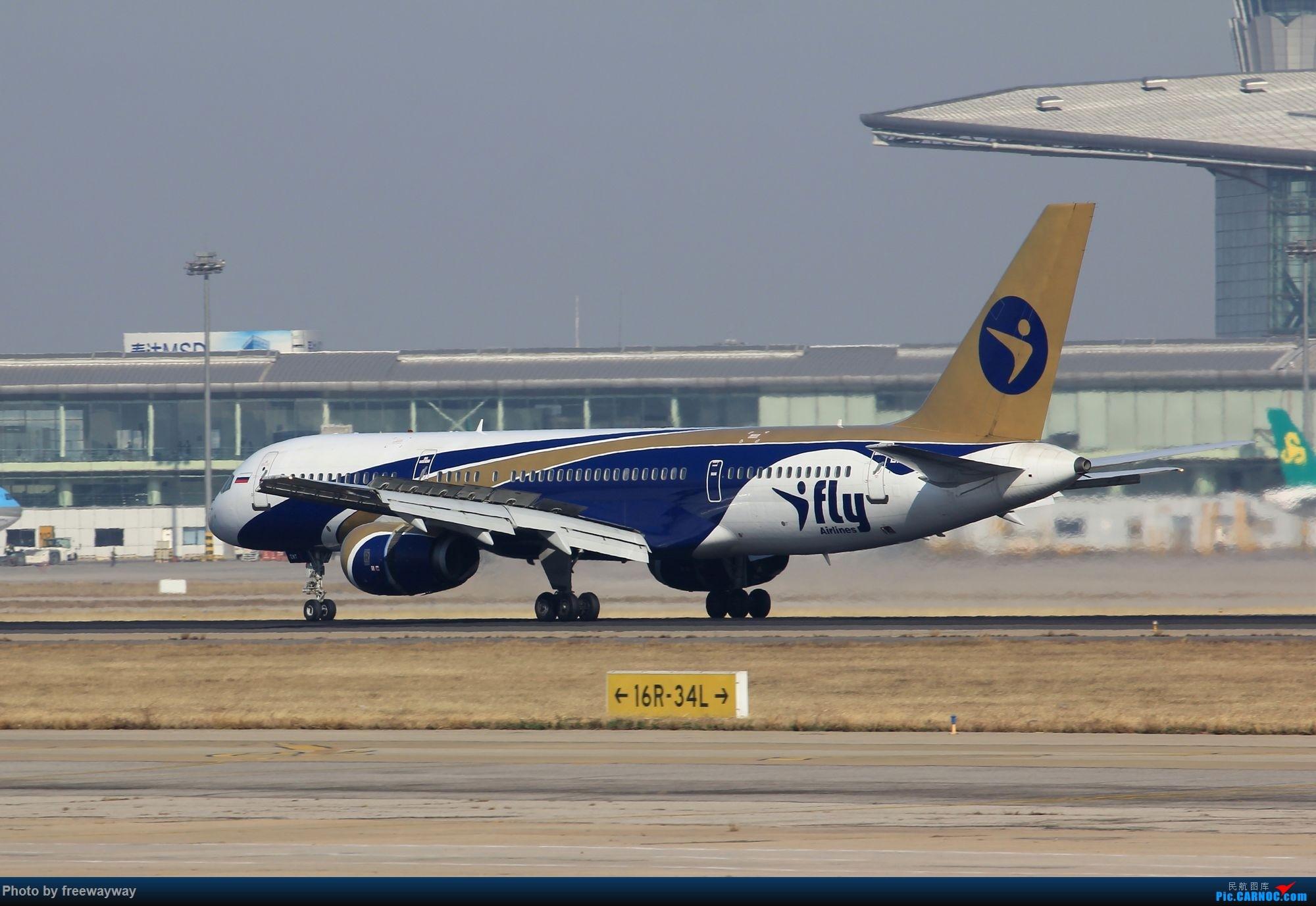 Re:[原创]【TSN飞友会】发一组爱妃757落地吧 BOEING 757-200 EI-EWT 中国天津滨海国际机场
