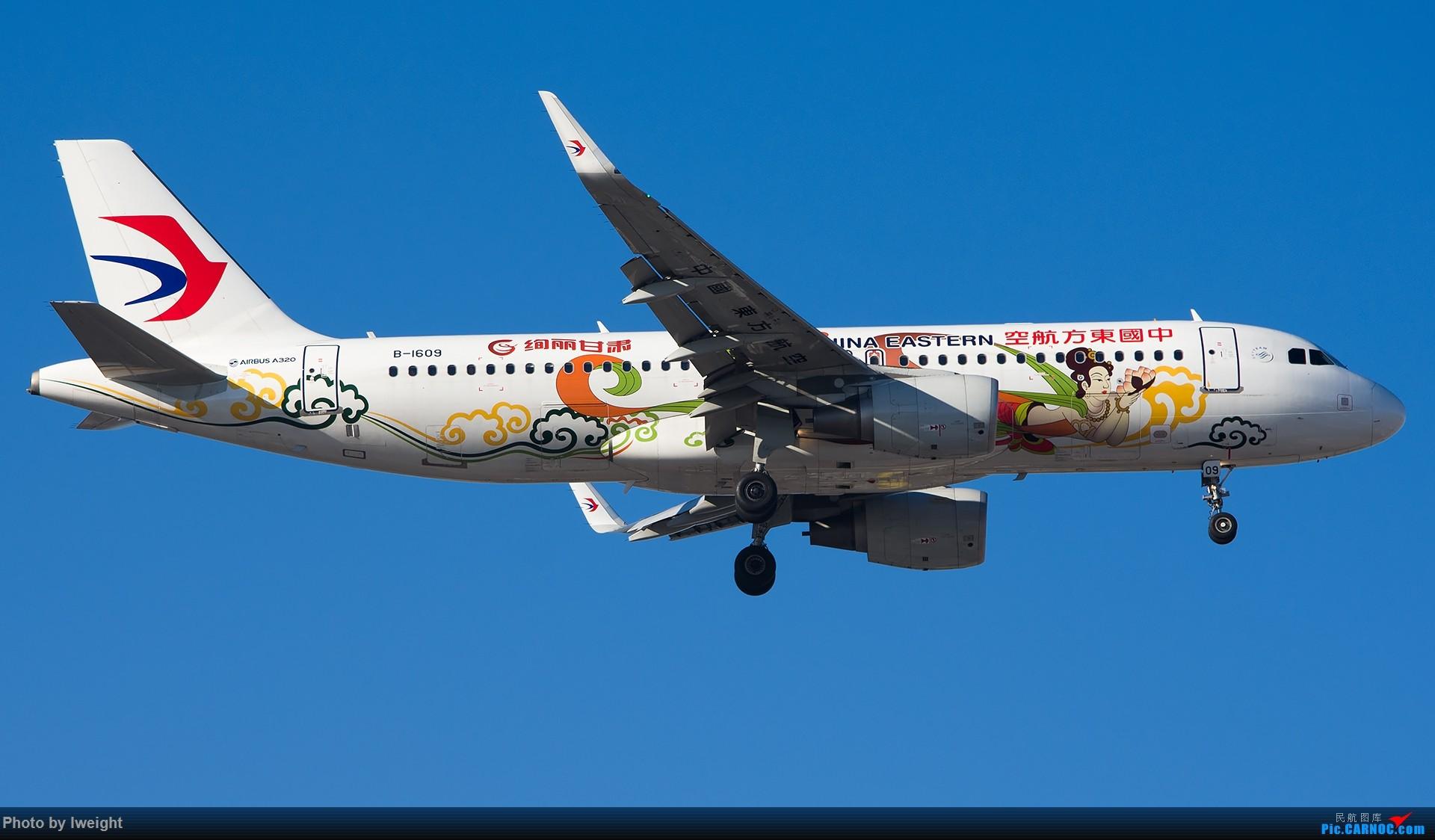 Re:[原创]终于在12月的北京等到了一个晴天的周末,出来拍拍飞机【2015-12-5】 AIRBUS A320-200 B-1609 中国北京首都国际机场