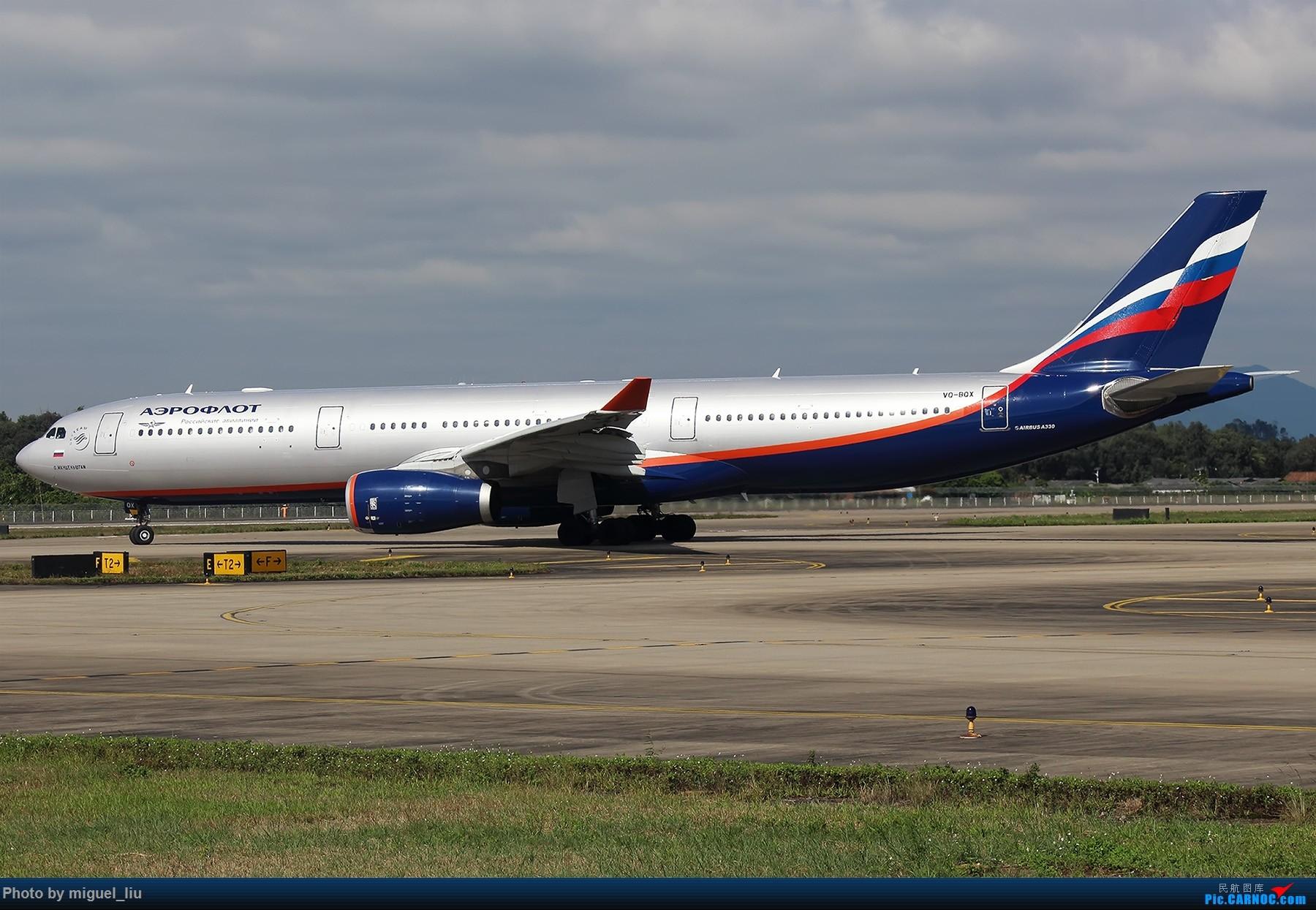 Re:[原创][*********Miguel_liu********] 12月首拍 AIRBUS A330-300 VQ-BOX 中国广州白云国际机场