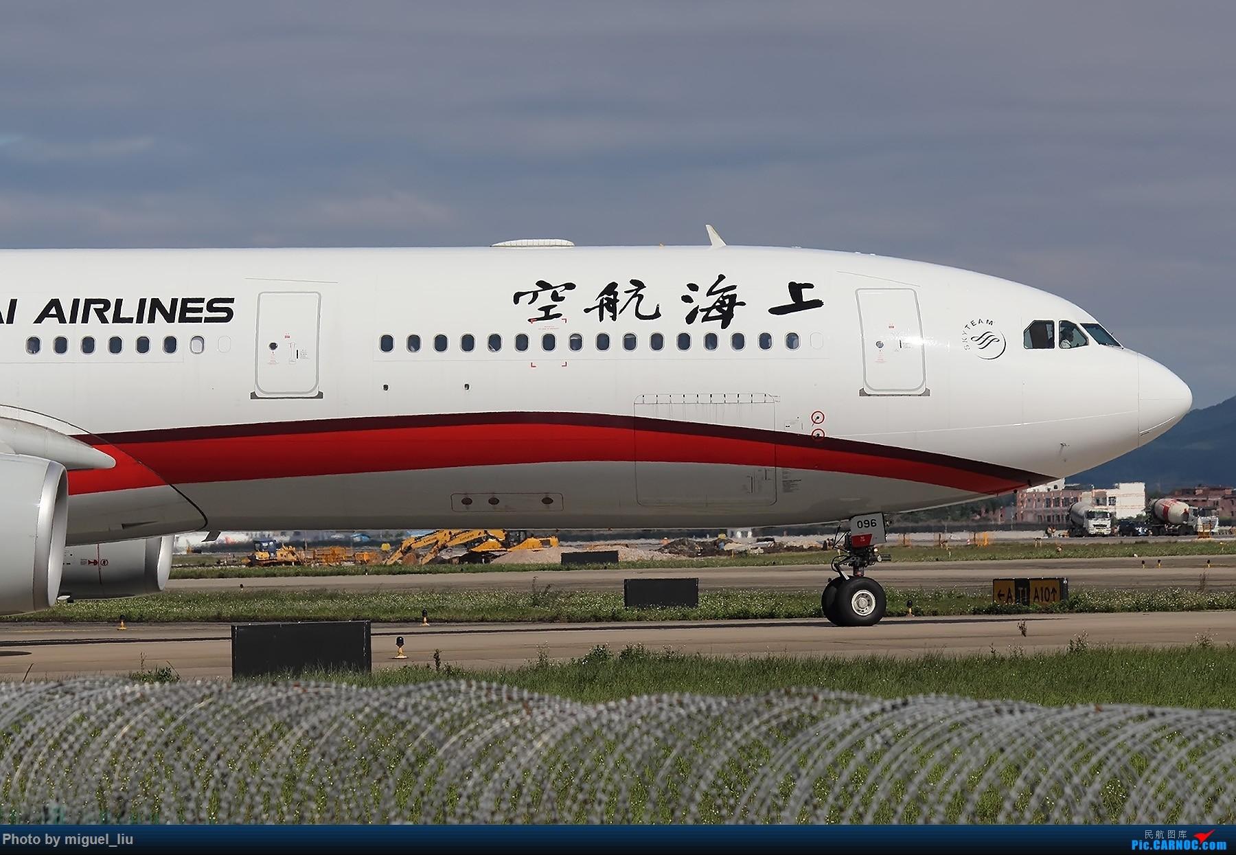 Re:[原创][*********Miguel_liu********] 12月首拍 AIRBUS A330-300 B-6096 中国广州白云国际机场