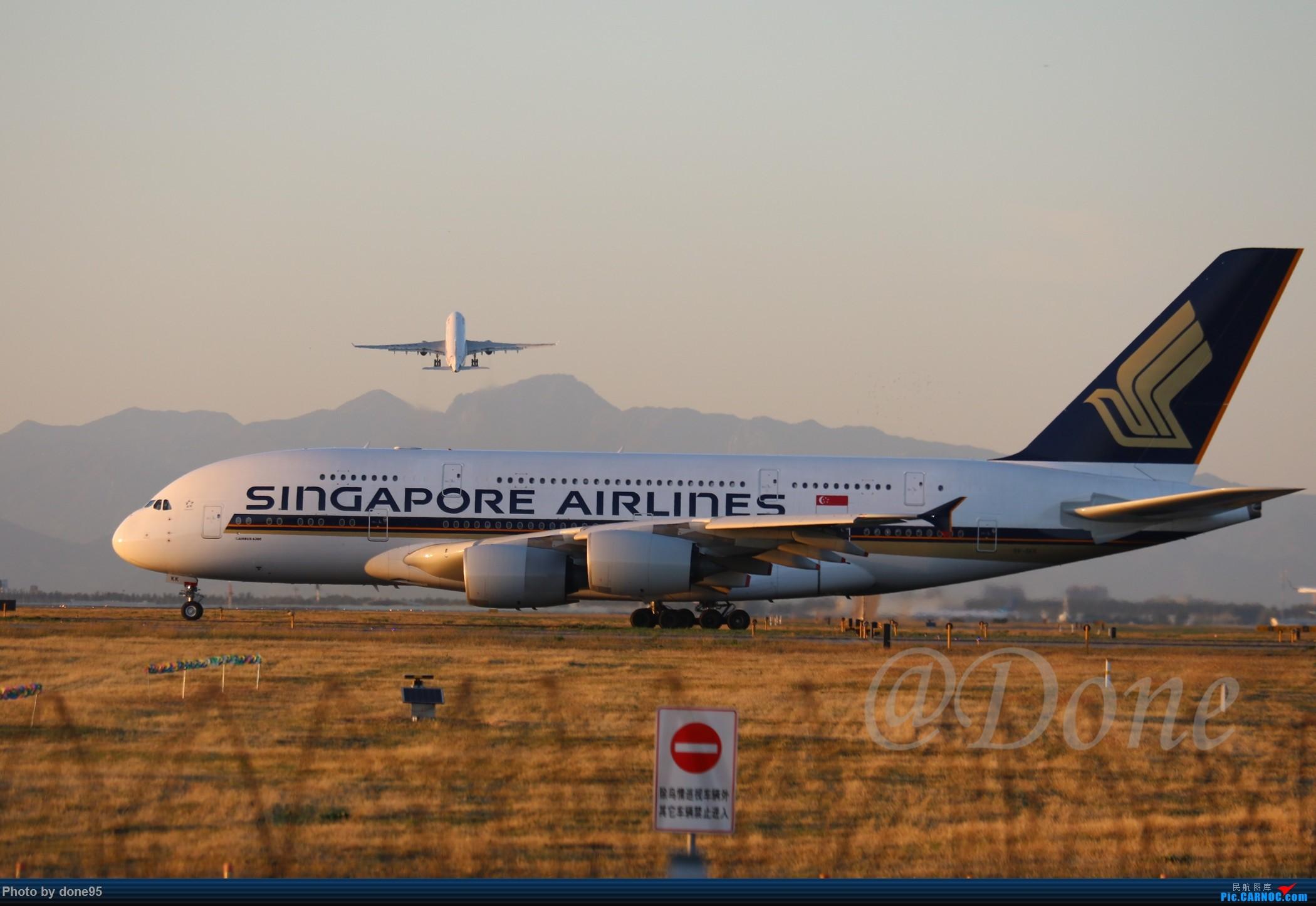 新加坡航空公司A380