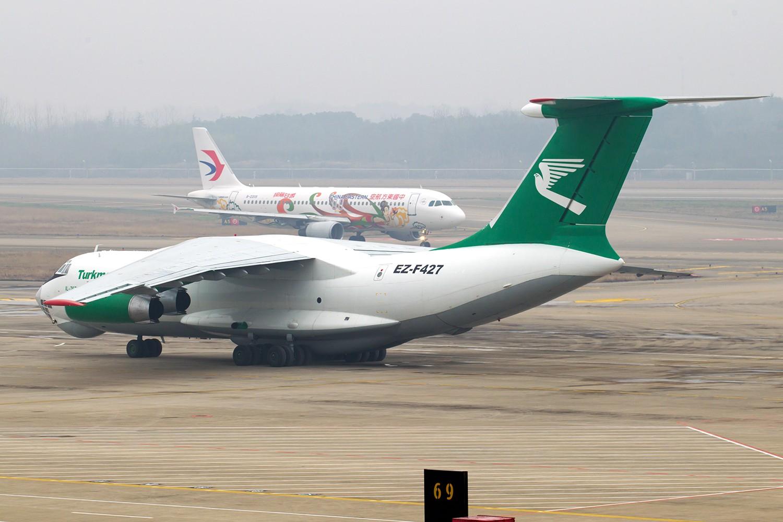 礹/&�il�f_今天下午才消停****** ilyushin il-76-td ez-f427 中国南京禄口国际