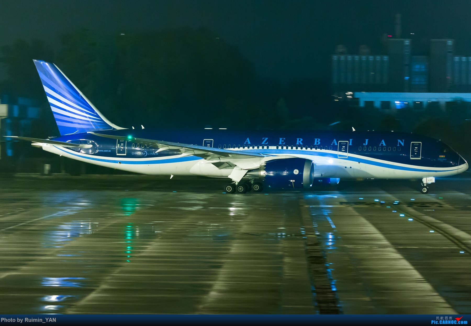 Re:[原创]【PEK飞友会】阿塞拜疆 BOEING 787-8 VP-BBS 中国北京首都国际机场