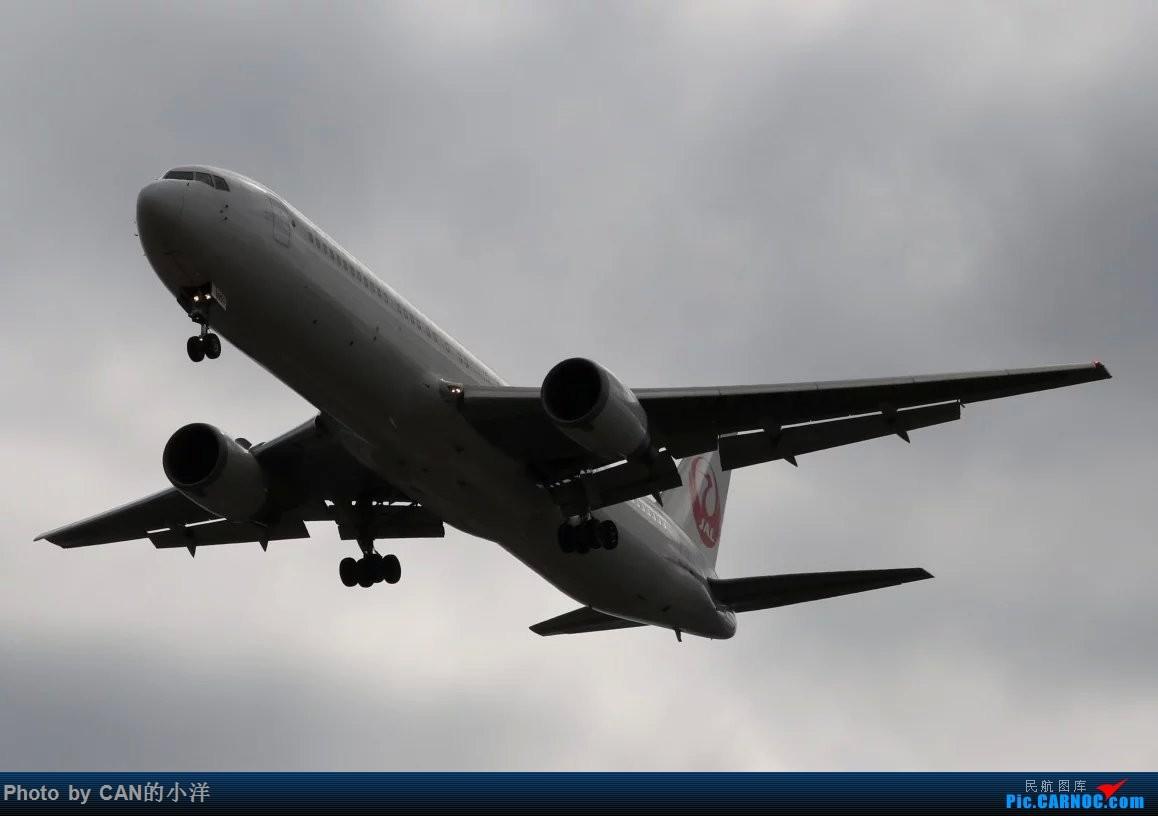 Re:[原创]12月3日白云机场西跑道拍机 BOEING 767-300 JA651J 中国广州白云国际机场