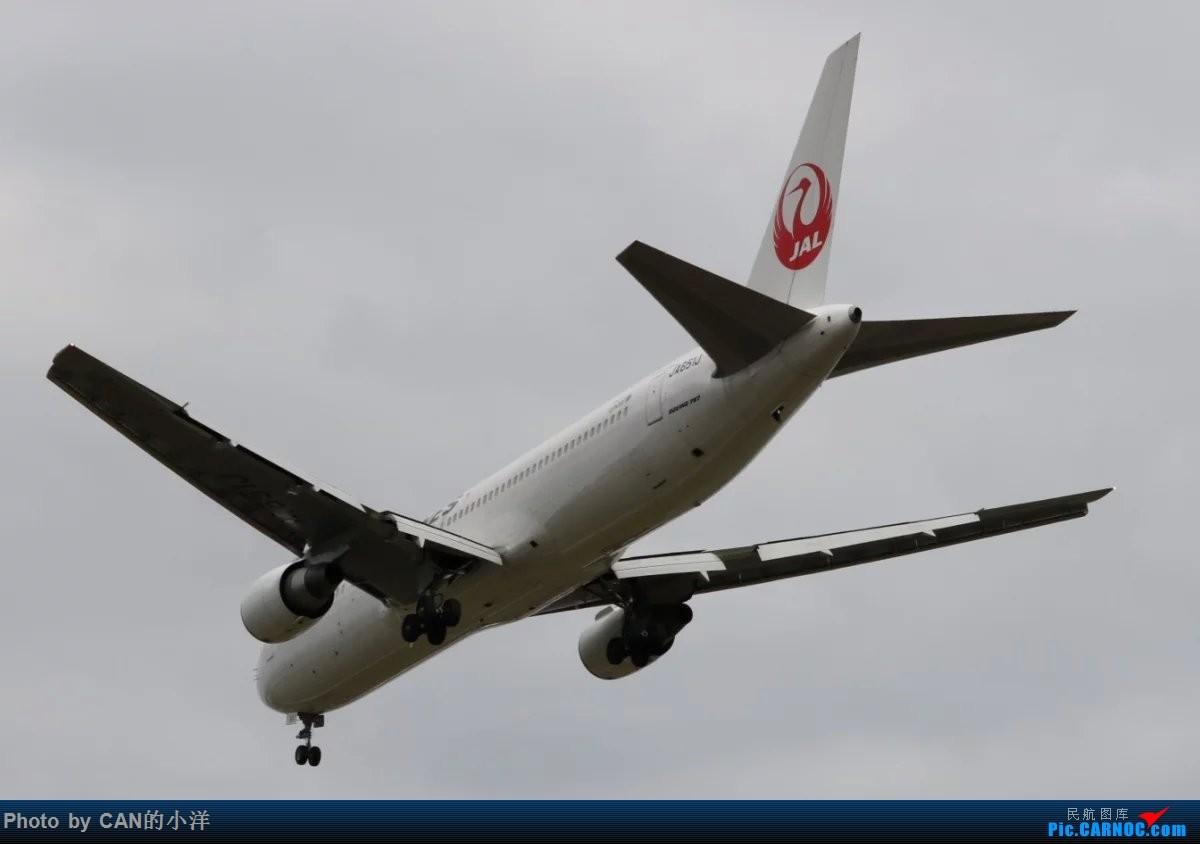 Re:[原创]12月3日白云机场西跑道拍机 BOEING 767-300 JA651J 白云机场