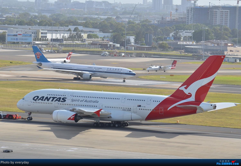 Re:[原创]迎接ANA R2D2 首航悉尼闲暇拍机一小时 AIRBUS A330-300 B-5940 澳大利亚悉尼金斯福德·史密斯机场