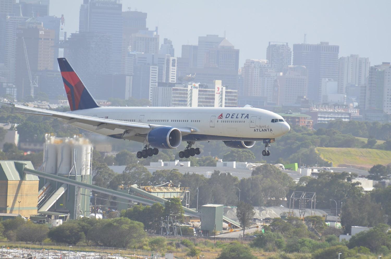 Re:[原创]迎接ANA R2D2 首航悉尼闲暇拍机一小时 B777 N7020N 澳大利亚悉尼金斯福德·史密斯机场