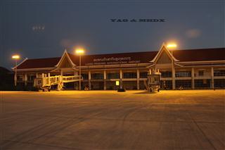 Re:老挝 朗勃拉邦机场