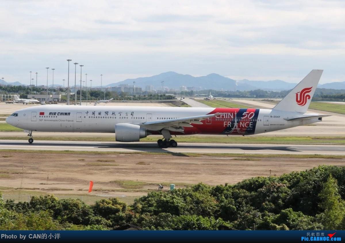 Re:[原创]12月3日白云机场西跑道拍机 BOEING 777-300 B-2047 CAN