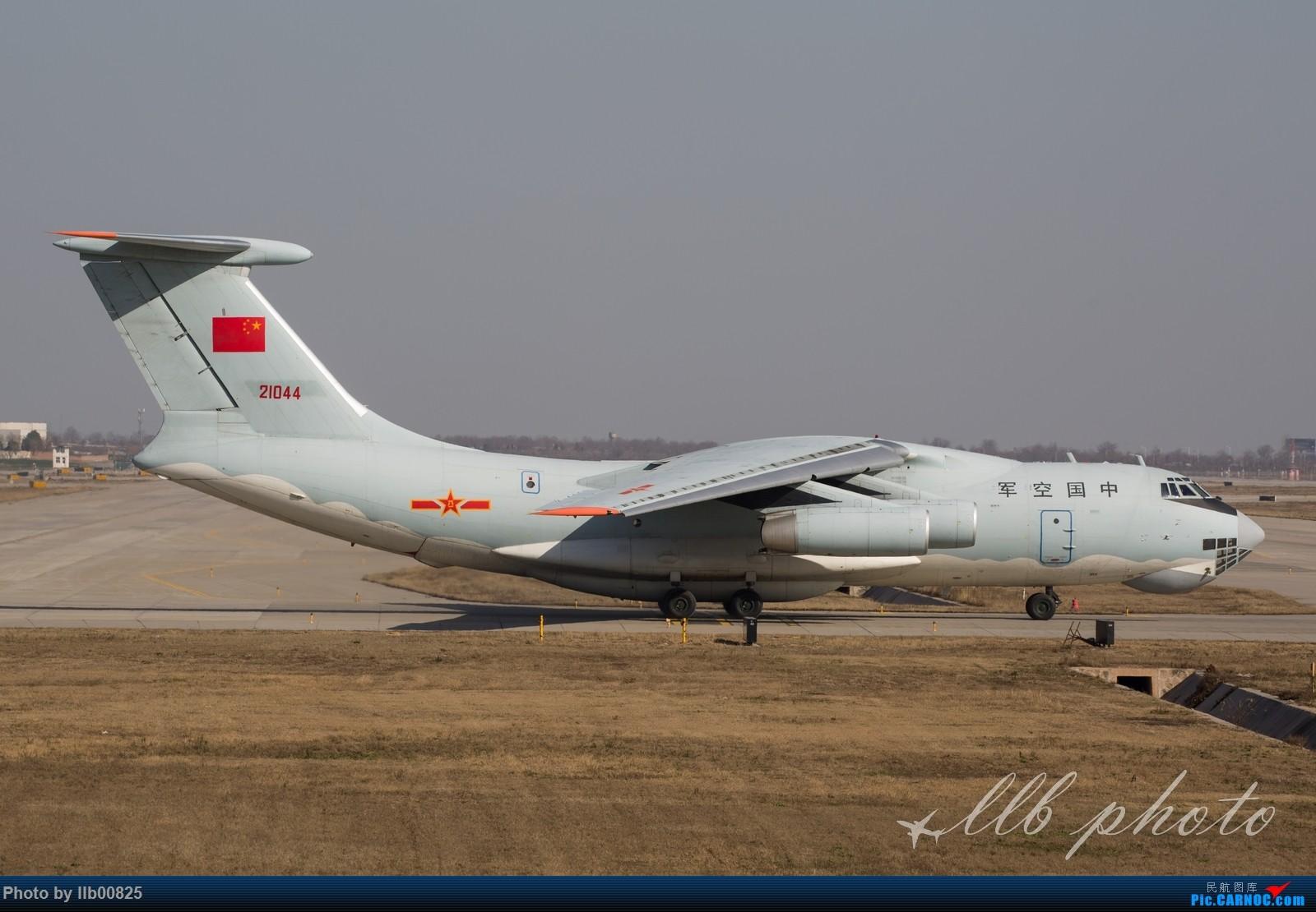 Re:[原创]XIY——不太常见的东西 ILYUSHIN IL-76 21044 中国西安咸阳国际机场