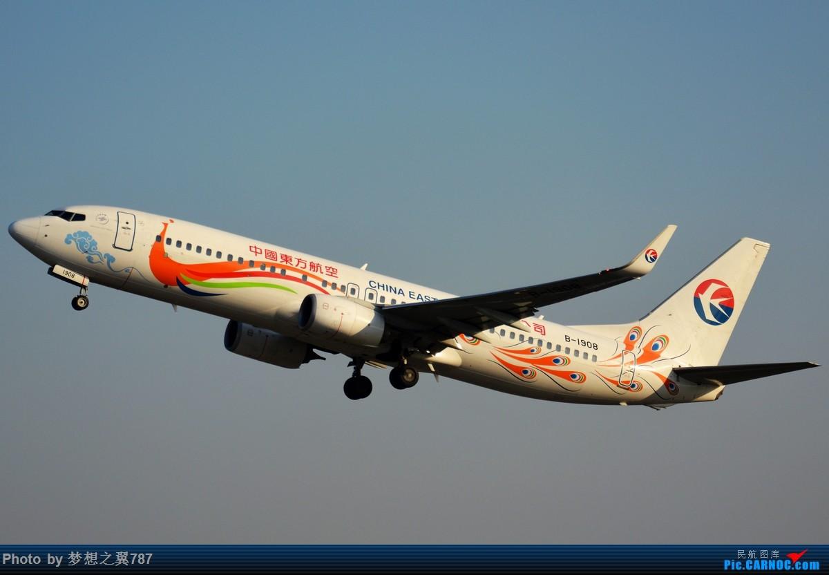 Re:[原创]2015.12.19广州白云机场拍机 BOEING 737-800 B-1908 中国广州白云国际机场