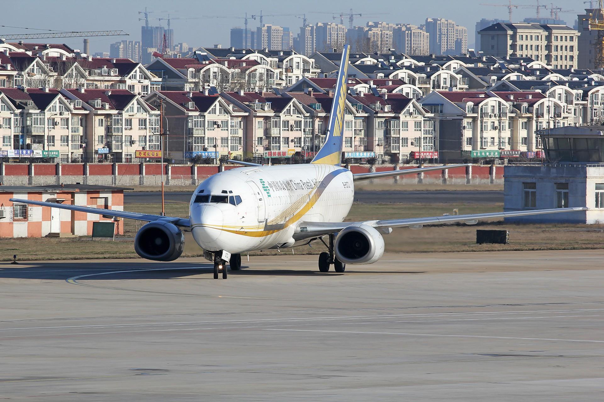 Re:[原创][DLC]。。。无标题,杂图。。。 BOEING 737-300 B-5072 中国大连国际机场