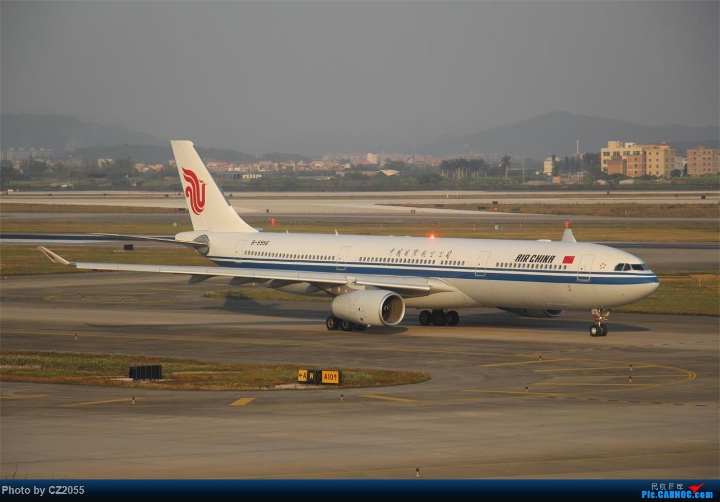 [原创]【广东青少年拍机小队】【C-Z-2055】2015即将结束,来做个总结。 AIRBUS A330-300 B-5956 中国广州白云国际机场