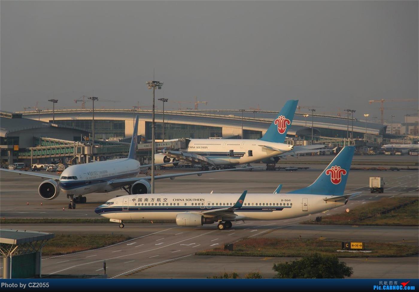 Re:[原创]【广东青少年拍机小队】【C-Z-2055】2015即将结束,来做个总结。 BOEING 737-800 B-5641 中国广州白云国际机场
