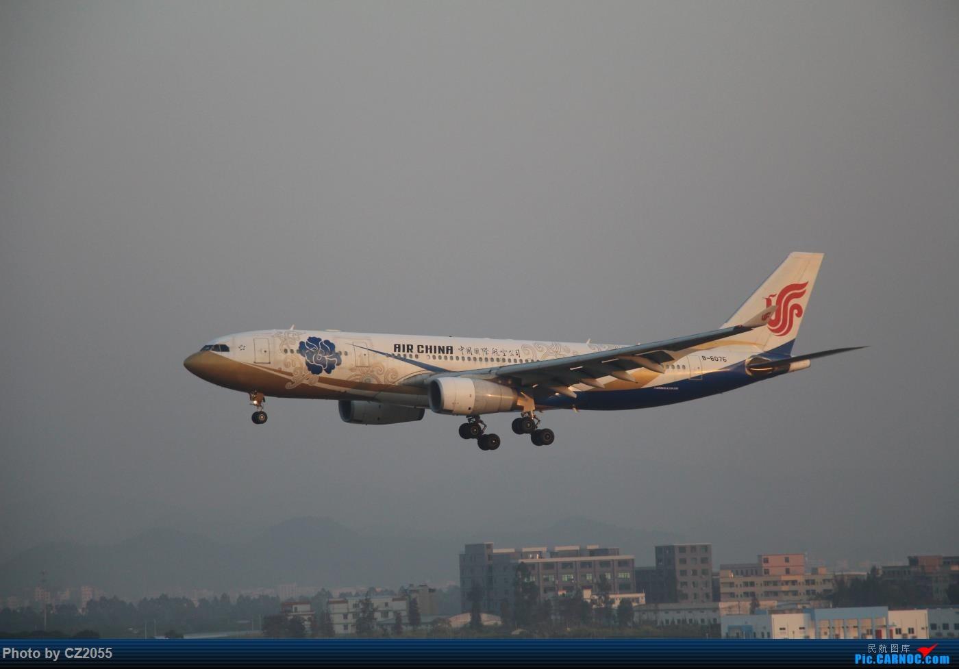 Re:[原创]【广东青少年拍机小队】【C-Z-2055】2015即将结束,来做个总结。 AIRBUS A330-200 B-6076 中国广州白云国际机场
