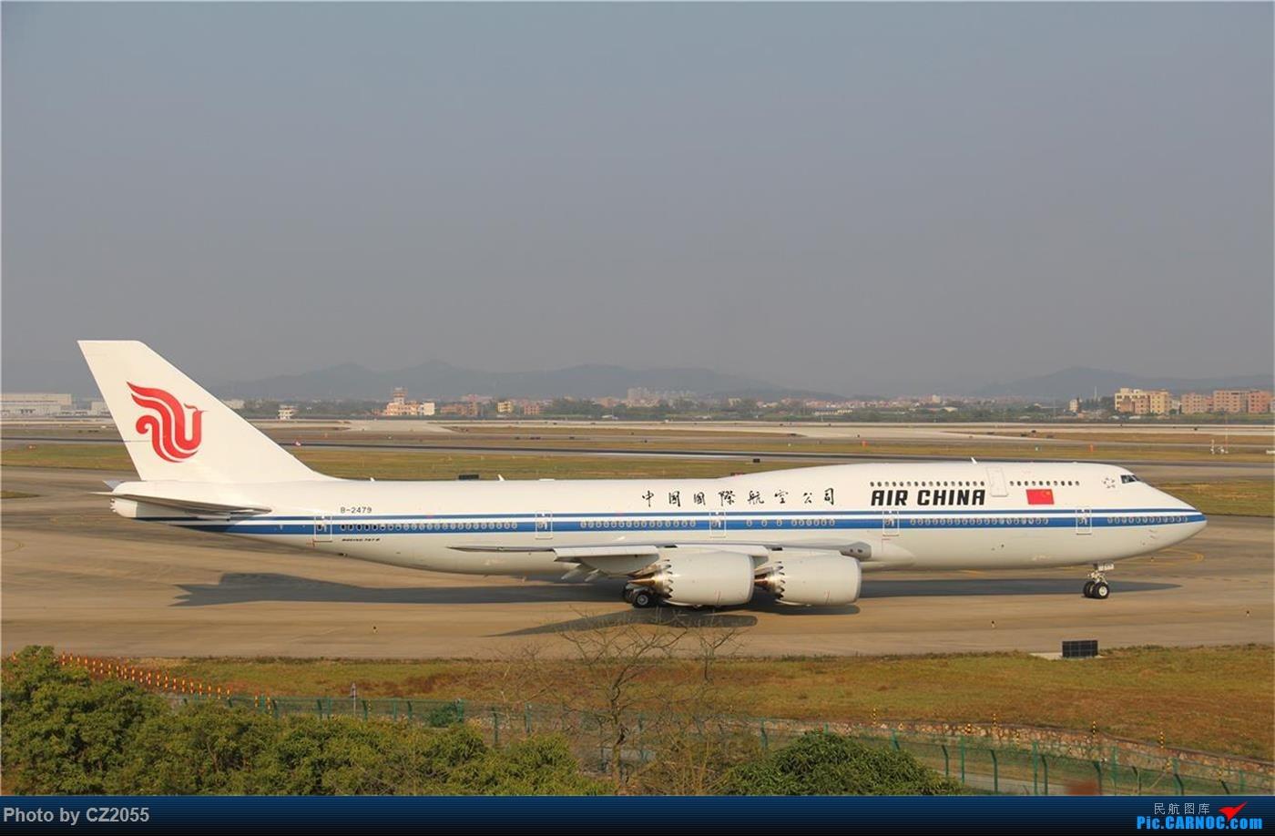 Re:[原创]【广东青少年拍机小队】【C-Z-2055】2015即将结束,来做个总结。 BOEING 747-8I B-2479 中国广州白云国际机场