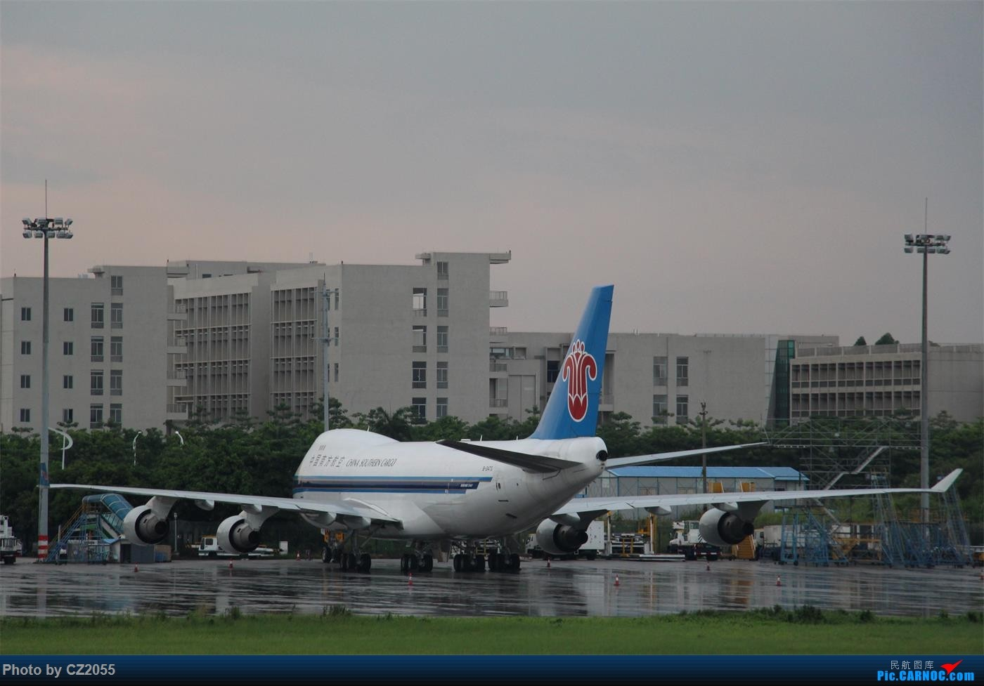 Re:[原创]【广东青少年拍机小队】【C-Z-2055】2015即将结束,来做个总结。 BOEING 747-400F B-2473 中国广州白云国际机场
