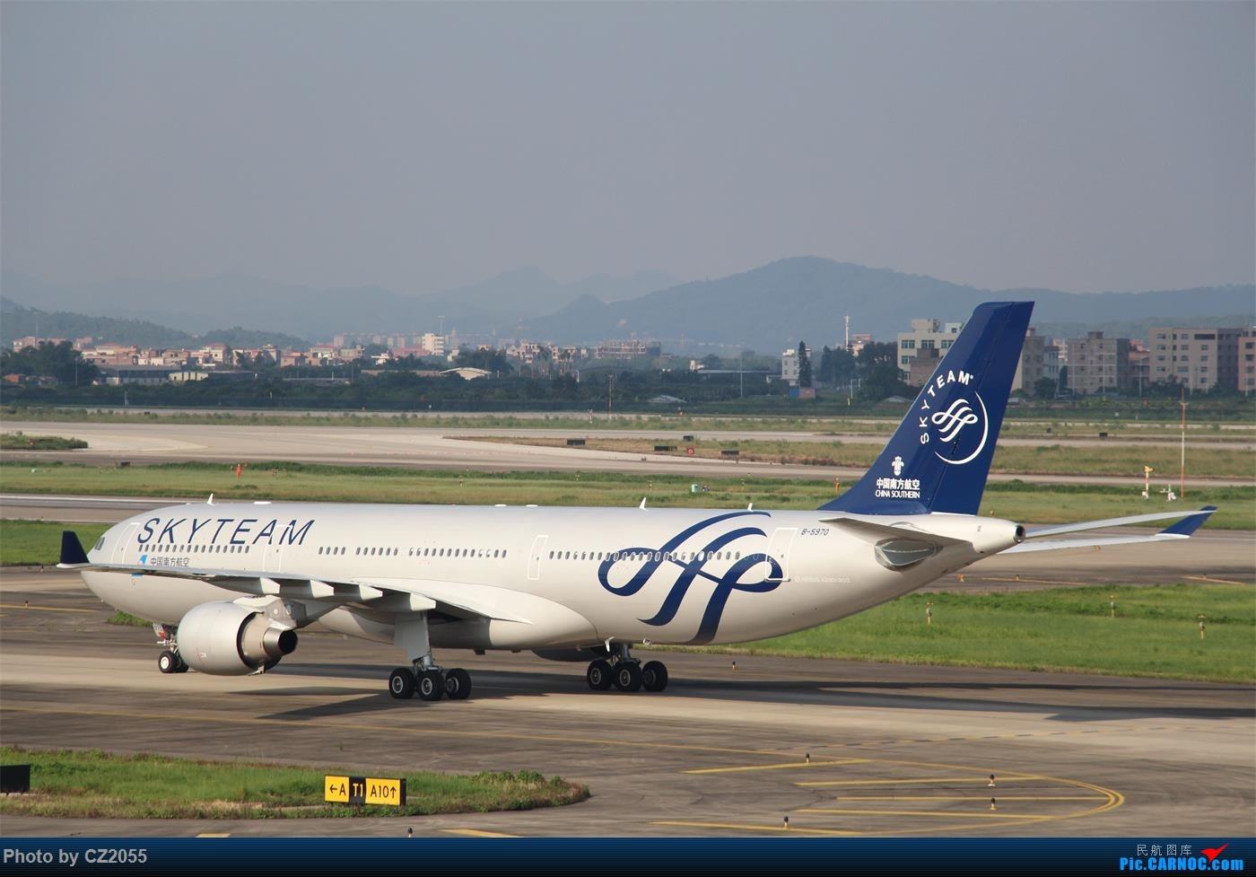 Re:[原创]【广东青少年拍机小队】【C-Z-2055】2015即将结束,来做个总结。 AIRBUS A330-300 B-5970 中国广州白云国际机场