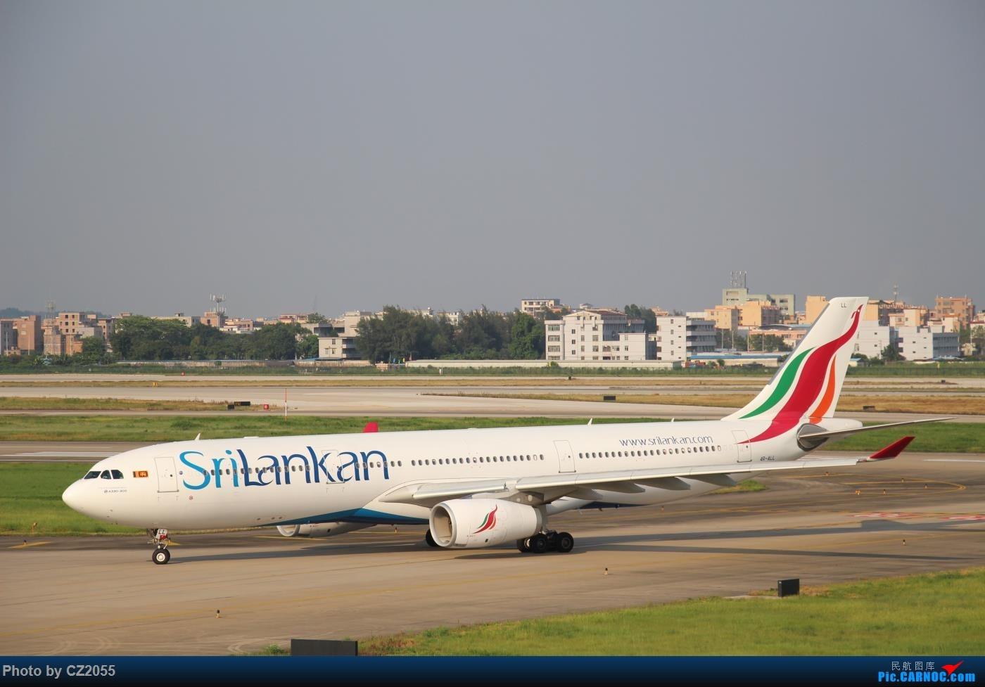 Re:[原创]【广东青少年拍机小队】【C-Z-2055】2015即将结束,来做个总结。 AIRBUS A330-300 4R-ALL 中国广州白云国际机场