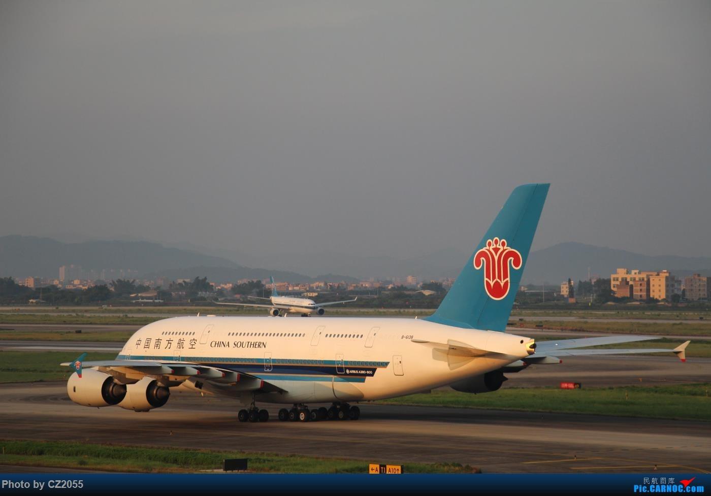 Re:[原创]【广东青少年拍机小队】【C-Z-2055】2015即将结束,来做个总结。 AIRBUS A380-800 B-6138 中国广州白云国际机场