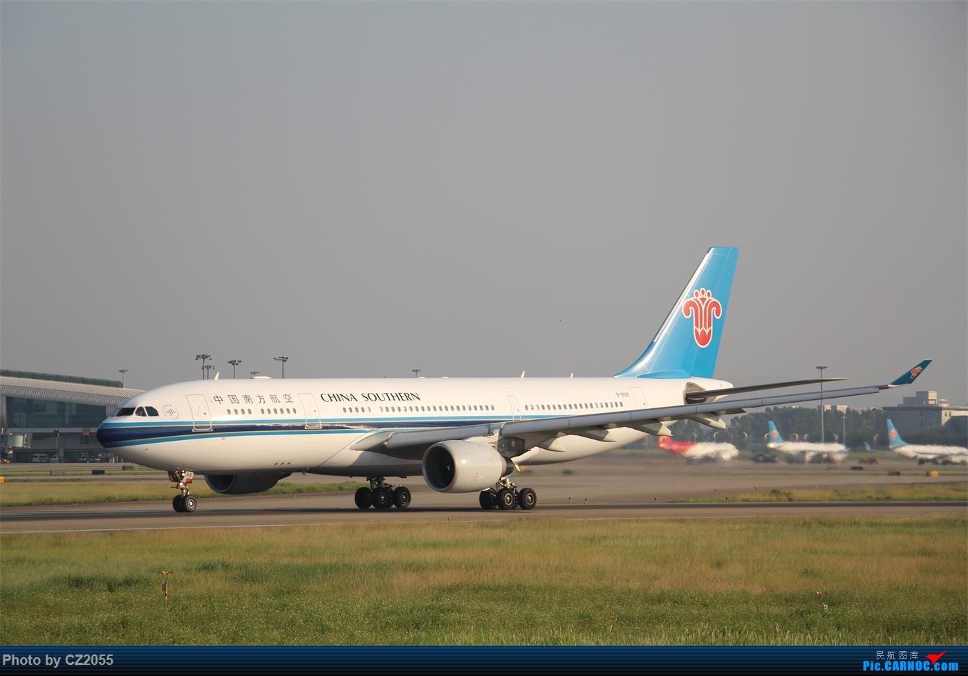 Re:[原创]【广东青少年拍机小队】【C-Z-2055】2015即将结束,来做个总结。 AIRBUS A330-200 B-6515 中国广州白云国际机场