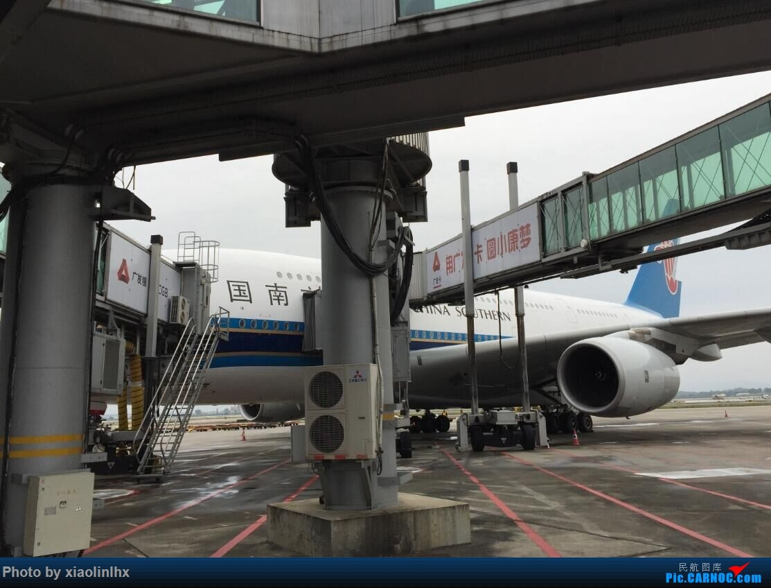 Re:[原创]为了爱的人一个周末广州北京往返 380和748二层公务舱巅峰体验 380